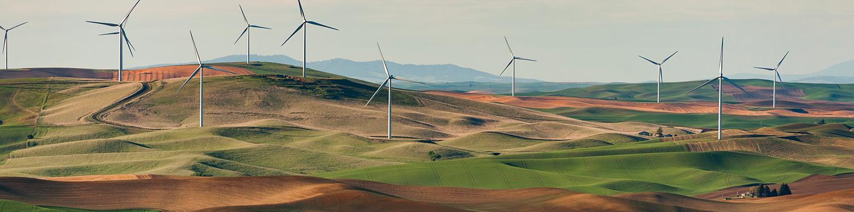 Walla Walla Wind Farm Image